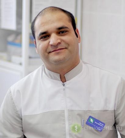 Доктор Хадж Али Амин